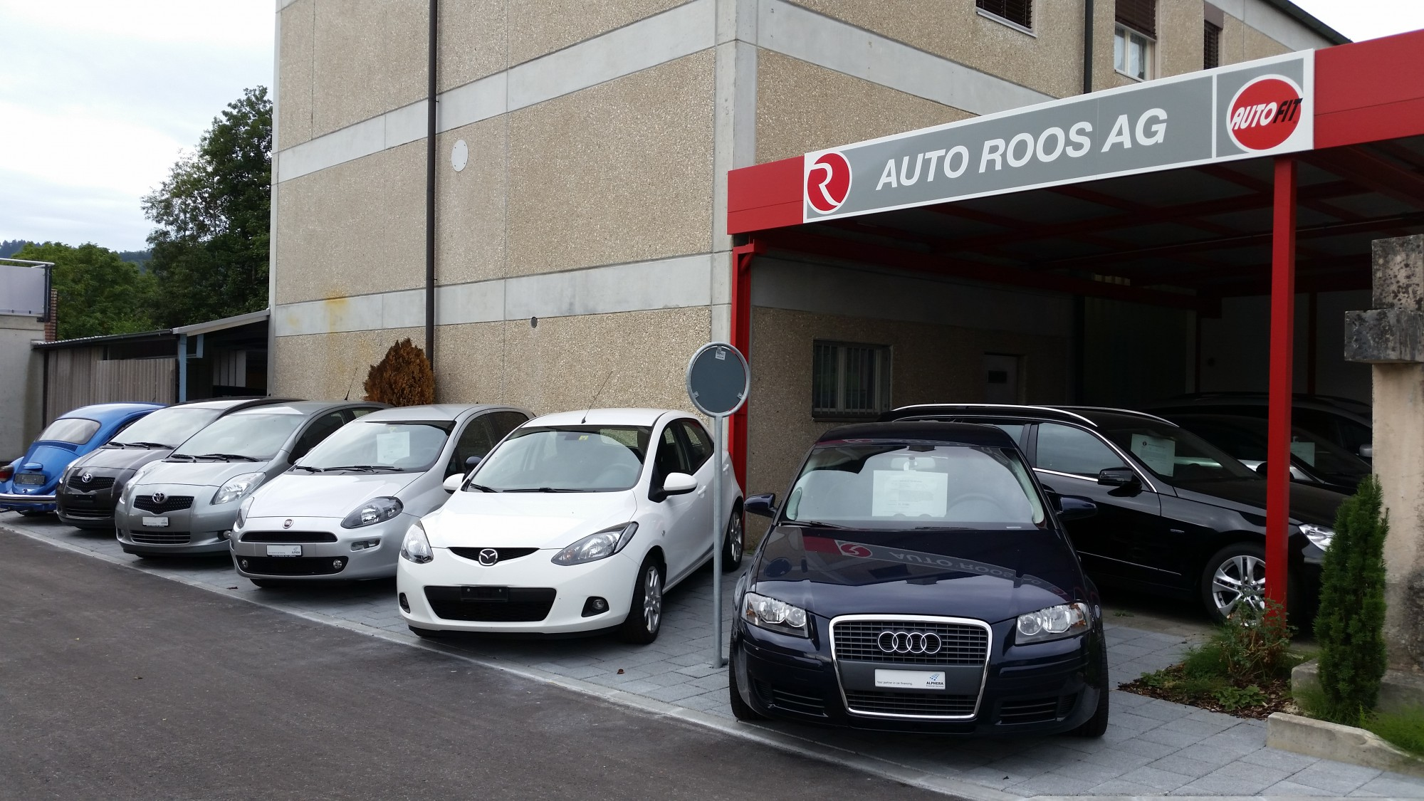 Occasionen Auto Roos Ag