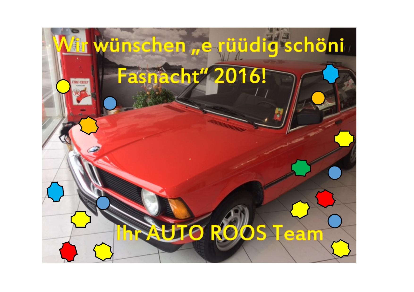 Schöni Fasnacht 2016